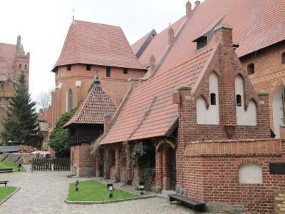 Zamek Malbork 1