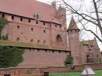 Zamek Malbork 2